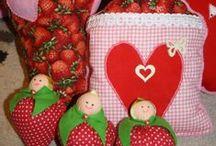 Masni Mesi Strawberry - Szamóca / I have strawberry feeling - Szamócás kedvem van www.masnimesi.net