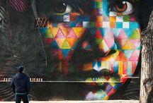 Street art / ..
