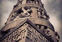 Giannino Castiglioni / Tra gli artisti più attivi al Cimitero Monumentale spicca il nome di Giannino Castiglioni.