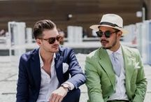 Men's Fashion / The whole wide world of men's fashion. Die grosse weite Welt der Männer Fashion / by Jan Honsel