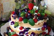 Торты, пироги