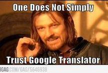 Linguistics abroad!
