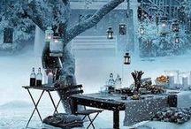 Зимняя сказка - Hiver