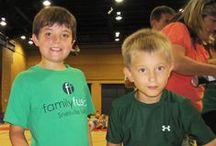 familyfusion Children & Family Ministry / Our Vision is to Make Families Disciples of Jesus.