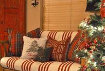Новогоднее - подушки