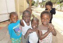 """Voluntariado en Gambia - Africa / Os mostramos las fotos de Bea, voluntaria en el proyecto de #voluntariado sanitario que tenemos en #Gambia. Ella nos cuenta que """"No creo que pueda llegar a ser más feliz de lo que fui en ese país"""". Muchas gracias por las fotos, nos alegra un montón que hayas disfrutado tanto!! Si tu también quieres vivir una experiencia inolvidable como Bea, hazte #voluntario aquí: http://bit.ly/1AHO6h0 #cooperacioninternacional #africa"""