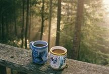 Coffee & tea love ☕
