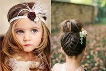 Creative hairstyles for kids / Let's get creative with cute kids hairstyles!