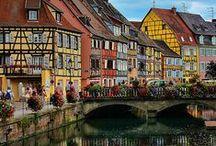 France. Alsace.