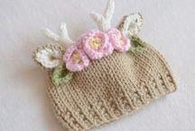 Robótki na drutach-wzory, inspiracje / Knitting -paterns, inspiration