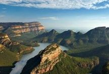 Visit South Africa, Lesotho, and Swaziland / We're currently traveling around southern Africa!