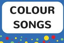 Colour Songs / Love to Sing's colour songs for toddlers are the fun and easy way to learn colours! Each kids colours song includes a FREE video song, FREE fun curriculum learning activities and FREE song lyrics.