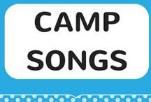 Camp Songs / Super fun camp songs for kids! Classic sing along songs everyone knows. Each kids camp song includes a FREE video song, FREE fun curriculum learning activities and FREE song lyrics.