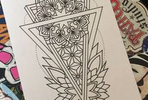 Woxtattoo / Tattoos & Designs by woxtattoo #woxtattoo #tattooartist #tattooer #tattoo #mandala #mandalatattoo #mandaladesign #mandaladrawing #sleevetattoo #flower #dotwork #dotworkers #dotworktattoo #geometrictattoo #sacredgeometry #pattern #doodle #linework #blackwork #blacktattooing #drawing #fabercastell #micronpen #pencildrawing #london #londontattoo #londonartist #londonart #londontattoostudio #tattoostudio