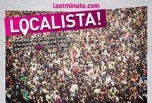 #Localista! / Localista! È il nostro modo unico di proporre e vivere una vacanza, più memorabile se vissuta come uno del posto. Viviamo da Local i nostri viaggi.