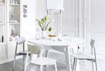 Blancos / Descubre el poder del blanco, un color con muchos matices.