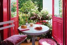 Jardín - Exteriores