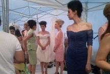 Backstage / Backstage from fashion shows and photoshootings