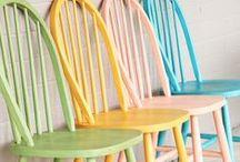 Colorful / Dale personalidad a tu hogar decorando a todo color.