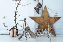 Feliz Navidad!!!! / Os ofrecemos ideas para decorar la casa con adornos y complementos originales y con personalidad. ¡Manos a la obra, se acerca Navidad!