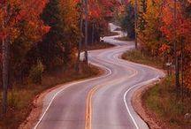 Ro : Roads & Ways