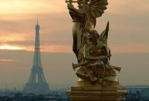 Ci : Eiffel Tower, Paris