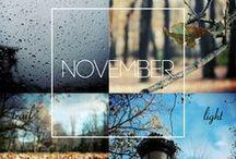 ♥ november ♥
