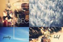 ♥ december ♥