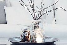 ♥ dekorációs ötletek - tél ♥ decor ideas - winter