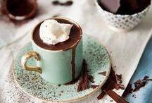 Coffee Tee and Chocolate Time.,,