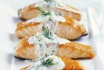 Rezepte - salzig - Fisch / Meeresfrüchte