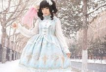 pretty and cute stuf / Lolita