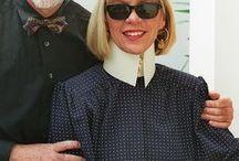 High Collar Blouses  -   Kragen      Design von Altissimo / collars, fashion and collars, shirts and collars