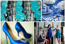 Thembisa Weddings & Events Colour Charts Blue / Blue, Turquoise, Aqua,