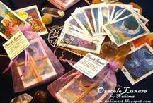 ORACLE MOON - divination cards inspired by the Moon
