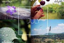 ♥ július ♥