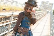 Steam Punk Fashion / Staem punk fashion