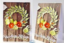 Easter inspirations / Inspiracje wielkanocne / On this board you can find Easter artworks with Craft Passion products. / Na tej tablicy znajdziesz wielkanocne projekty z użyciem produktów Craft Passion.