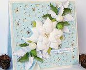 Christmas inspirations / Inspiracje bożonarodzeniowe / On this board you can find Christmas artworks with Craft Passion products. / Na tej tablicy znajdziesz bożonarodzeniowe projekty z użyciem produktów Craft Passion.