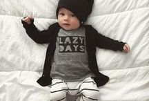 Baby Clothes / Gender Neutral clothing for babies.