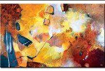 Astratti  - quadri, carte da parati - bimago / Scopri la nostra ricchissima collezione di arte astratti -quadri dipinti a mano, stampe su tela e carte da parati.