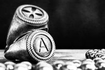 Love Jewels / Sterling Silver // Bronze // Stell