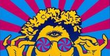 Psychedelic / art of the 60s