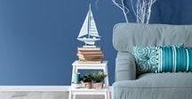 Blue Revelation / Se puede dar color a la calma y la intensidad, a la quietud y el movimiento, al reposo y la energía.