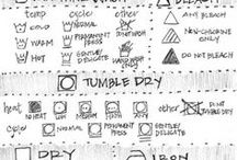 Symbols for your planner