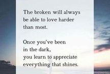 Quotes and Poems Broken Heart