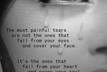 Quotes and Poems Cry / Cry and cry... I'm tired!