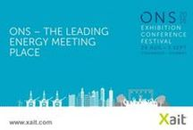 ONS / Xait will be present at the ONS 2016 Conference at Stavanger, Norway   @XaitPorter