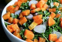 Fall Vegetable Recipe Ideas / Recipes featuring in season vegetables for Autumn that I think look tasty.