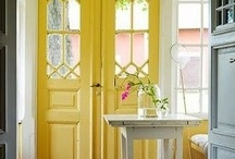 Inspiration home yellow